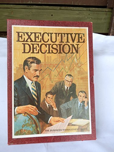 executive decision board game - 3