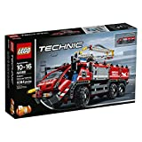 LEGO Technic Airport Rescue Vehicle Building Kit, 1094 Piece