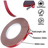 2020 new upgraded VHB Waterproof Foam Tape, Heavy