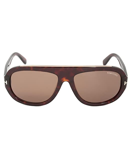 Gafas de sol Tom Ford FT0444 C59 54J (red havana / roviex ...
