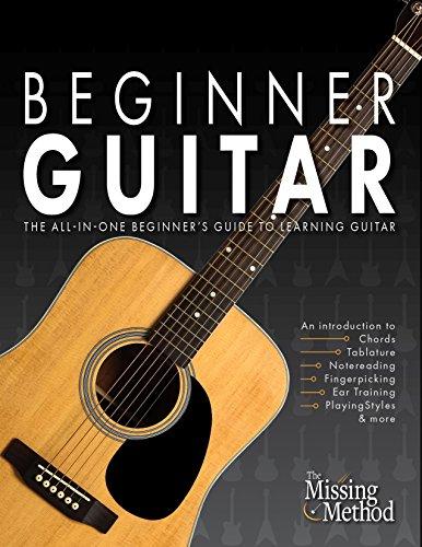 Beginner Guitar: The All-in-One Beginner