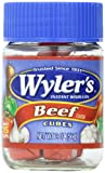 Wyler's Instant Bouillon, Beef Cubes, 2 Ounce (Pack of 24)