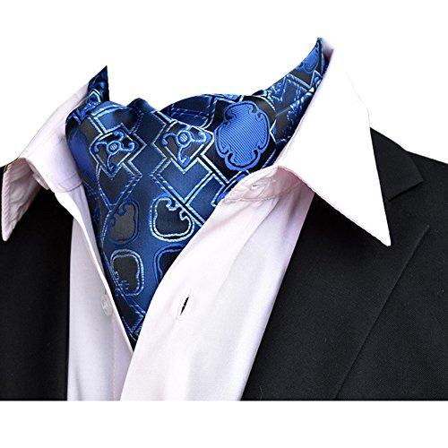 13 Premium Paisley Cravat Mens Dlj NeckTies Scarf Silk YCHENG Tie Ascot Wedding PWSFUnaax
