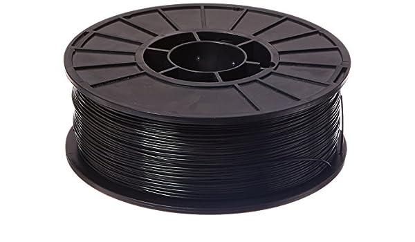 MakerBot MP01969 ABS Negro 1000g material de impresión 3d ...