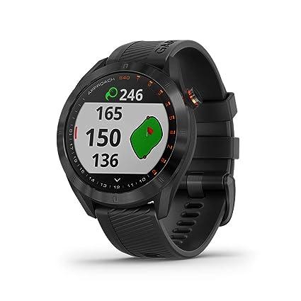 Garmin Approach S40 - Reloj GPS de Golf Premium: Amazon.es ...