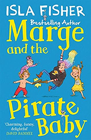 book cover of Marge and the Pirate Baby
