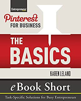 Amazon com: Pinterest for Business: The Basics: eBook Short: Task