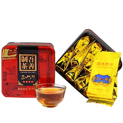正山小种武夷山红茶50g 喝红茶暖胃又养生 买2送1 black tea xz01-12