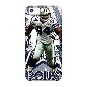 linJUN FENGFor iphone 6 plus 5.5 inch Tpu Phone Case Cover(dallas Cowboys)