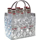Chill It 6 Clear- Freezable Chill It 6-Pack Bag