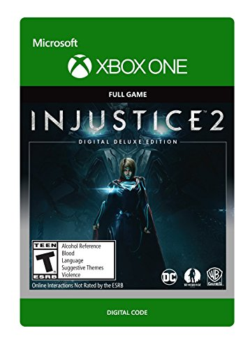 Injustice 2: Deluxe Edition - Xbox One [Digital Code]