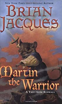 Martin the Warrior 0441001866 Book Cover