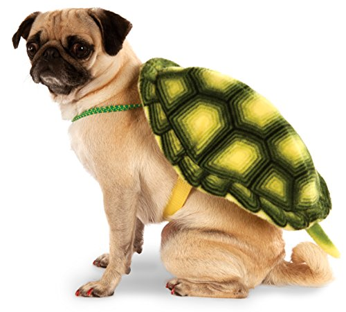 Turtle Shell Pet Backpack, Small/Medium]()