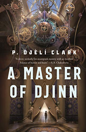 Book Cover: A Master of Djinn