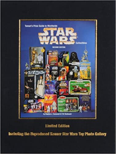 Your star wars action figures could be worth thousands: here's how.