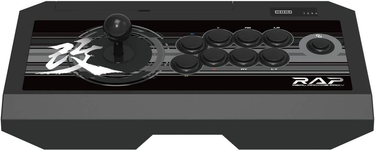 Hori Real Arcade Pro.v Kai Fighting Stick Para Xbox One, 360