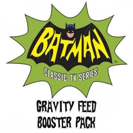 DC HeroClix Batman Classic TV Series 24-Pack Booster ()