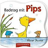 Mein liebstes Badebuch: Badetag mit Pips