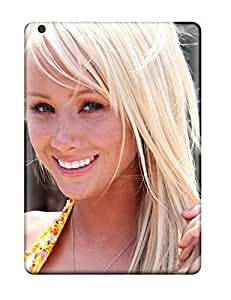Fashion Protective Sara Jean Underwood Smiling Case Cover For Ipad Air