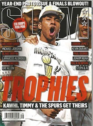 Slam Magazine (September 2014) Nba Slam Magazine