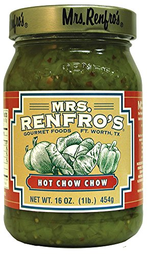 (Mrs. Renfro's Hot Chow Chow)