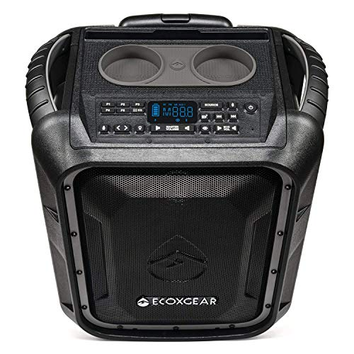 ECOXGEAR GDI EXBLD810 Waterproof Portable Bluetooth product image