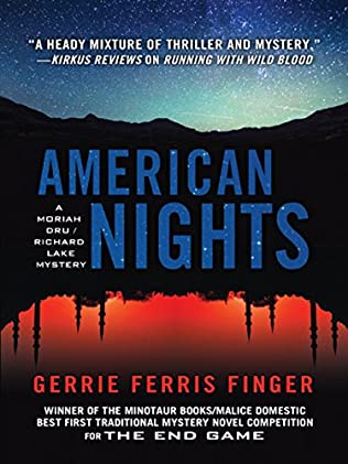 book cover of American Nights