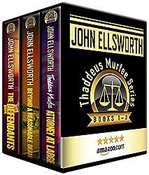 Thaddeus Murfee Box Set Books 1-3 (Thaddeus Murfee Mystery Series of Crime & Legal Thrillers Book 7) (English Edition)