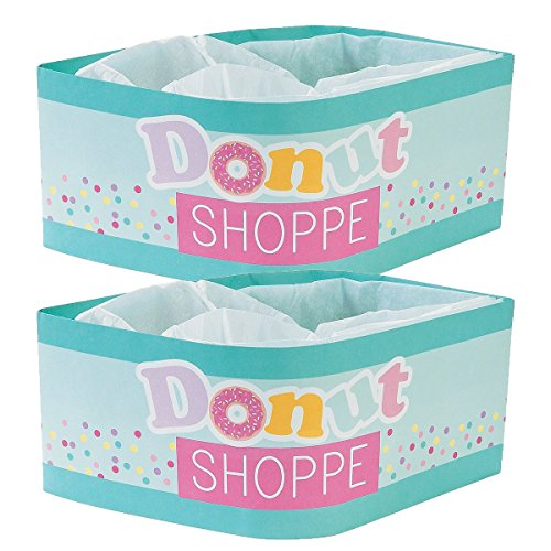Fun Express Donut Shoppe Party Hats, 24 Count by Fun Express