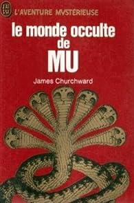 Le monde occulte de Mu par James Churchward