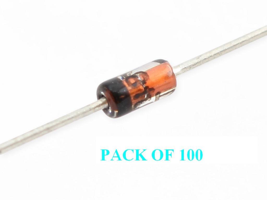 Universal Schaltdiode High Speed Diodo 1N4148 100V 200mA Diodo