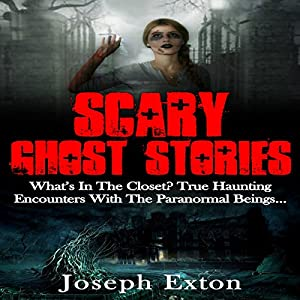 Scary Ghost Stories Audiobook