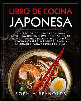 Libro de Cocina Japonesa