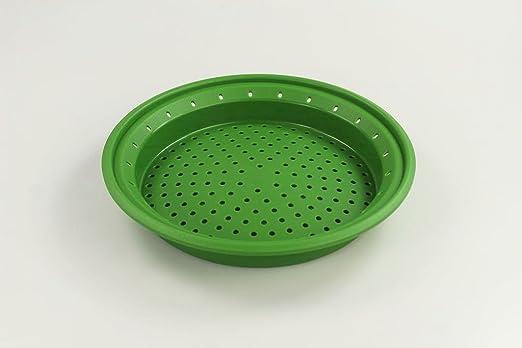 Tupperware Microondas Infusor para Micro Gourmet Vaporera ...