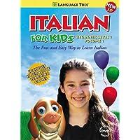 Italian for Kids:  Learn Italian Beginner Level 1 vol. 1