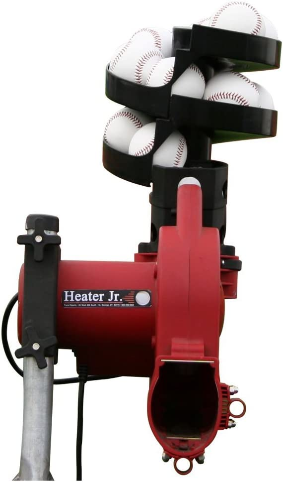 Heater Sports Junior Baseball Pitching Machine : Sports & Outdoors