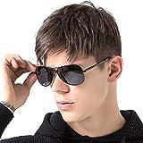 LUENX Men Women Sunglasses Aviator Polarized...