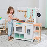KidKraft Kensington Market Wooden Kids Kitchen