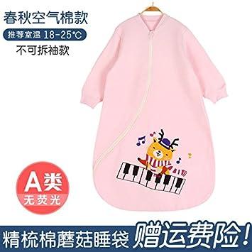 SUHAGN Saco de dormir Saco De Dormir para Bebé Recién Nacido, El Otoño Y El
