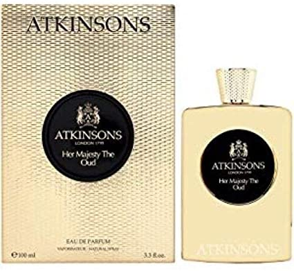 Atkinsons Oud Save The Queen Agua de Perfume 100 ml