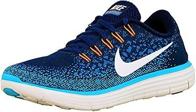 Nike Womens Wmns Free RN Distance, COASTAL BLUE/OFF WHITE-HERITAGE CYAN, 8 US