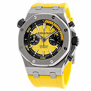Audemars Piguet Royal Oak Offshore Chronograph automatic-self-wind mens Watch (Certified Pre-owned)