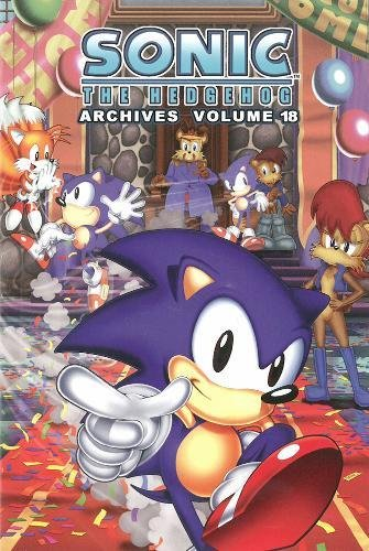 Read Online Sonic The Hedgehog Archives 18 PDF