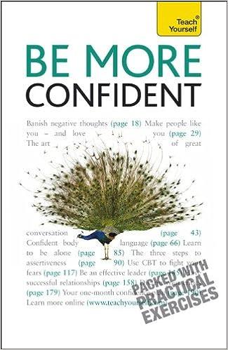 how do you make yourself more confident