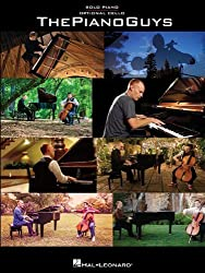 The Piano Guys: Solo Piano with Optional Cello by The Piano Guys (2013) Paperback