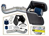 xterra cold air intake - RSG Racing Cold Air Heat Shield Intake Kit BLUE For 05-15 Nissan Xterra / Frontier & 05-12 Pathfinder V6 4.0L ONLY