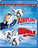 DVD : Airplane 2-Movie Collection [Blu-ray]