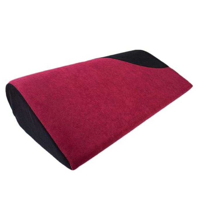 Almohada de cuña de triángulo portátil Posición de ayuda ...