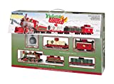 Bachmann Industries Yuletide Special Delivery Ready To Run Electric Holiday On30 Scale Train Set