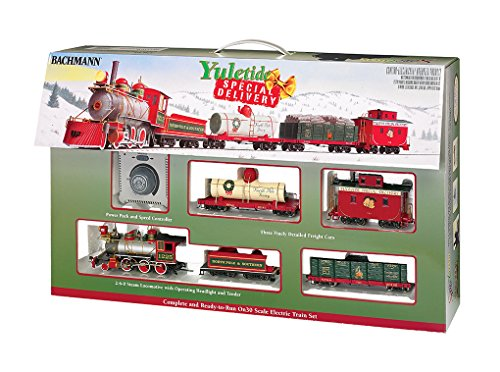Review Bachmann Industries Yuletide Special